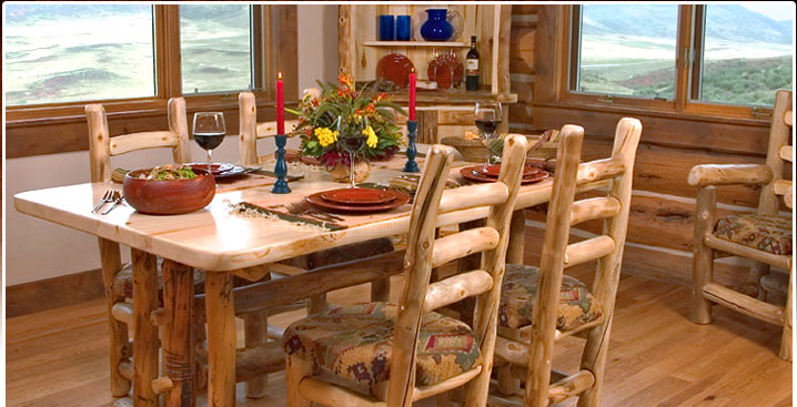 Online Sales Of Rustic Aspen Log Furniture Pine Log Furniture Reclaimed Wood Lodge Furniture