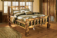 Aspen Grizzly  Log Bed