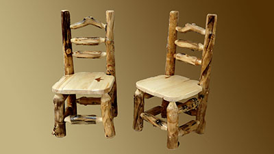 Aspen Grizzly Dining Chair