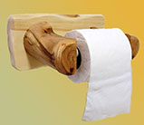 Aspen Grizzly Toilet Paper Roller