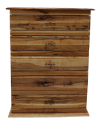MOUNTAIN MAPLE 5 DRAWER CHEST