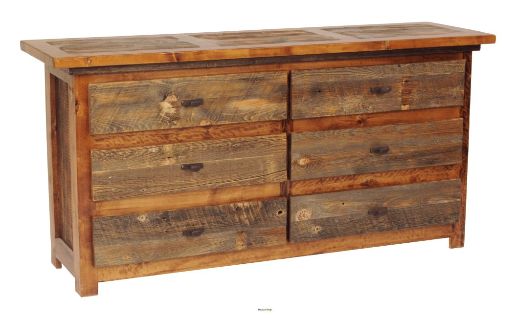 wyoming collection of barnwood furniture by mountain woods furniture