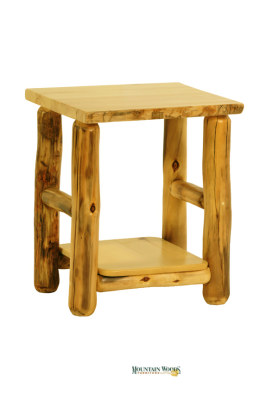 Rustic Arts Side Table