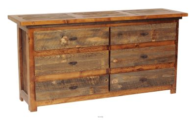 Wyoming Collection 6 Drawer 72