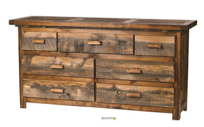Wyoming Collection 7 Drawer 72