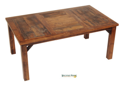 Wyoming Collection 7' Dining Table