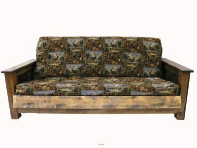 Wyoming Collection Full Futon