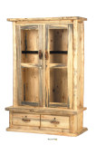 10Gun Cabinet with Tempered Glass and Locks