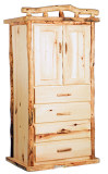 4 Drawer Armoire