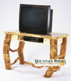 Funky-Legged TV Stand