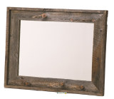 Wyoming Collection Bathroom Mirror- Vertical