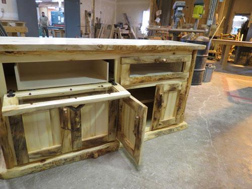 ... Top End Custom Designed Log Furniture